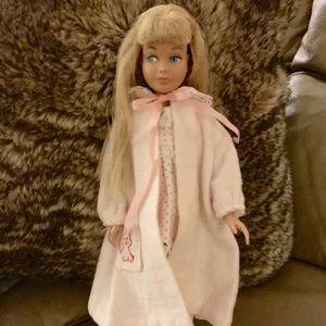 🌸Vintage original 1963 Barbie Skipper doll.